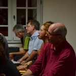 Réunion de présentation des candidats pour les élections au Croar