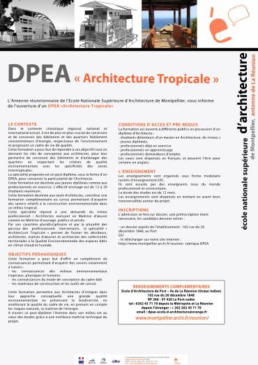 Lettre d'info DPEA1[1][4]