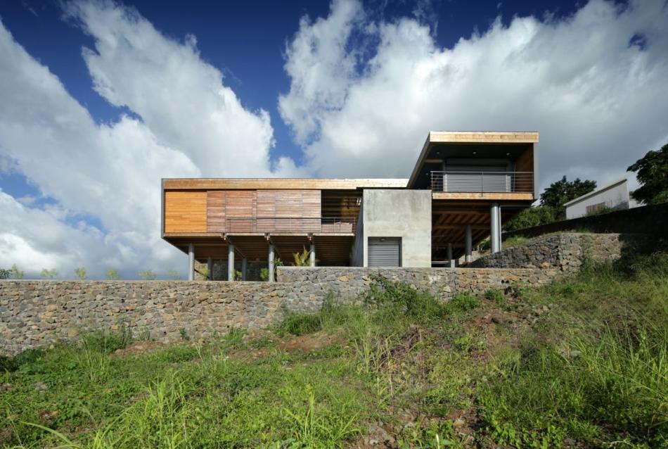 Villa sur pattes architectures la r union for Architecte tarif