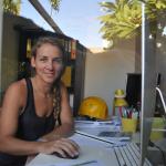 Caroline Renard, la première architecte HMONP de l'île
