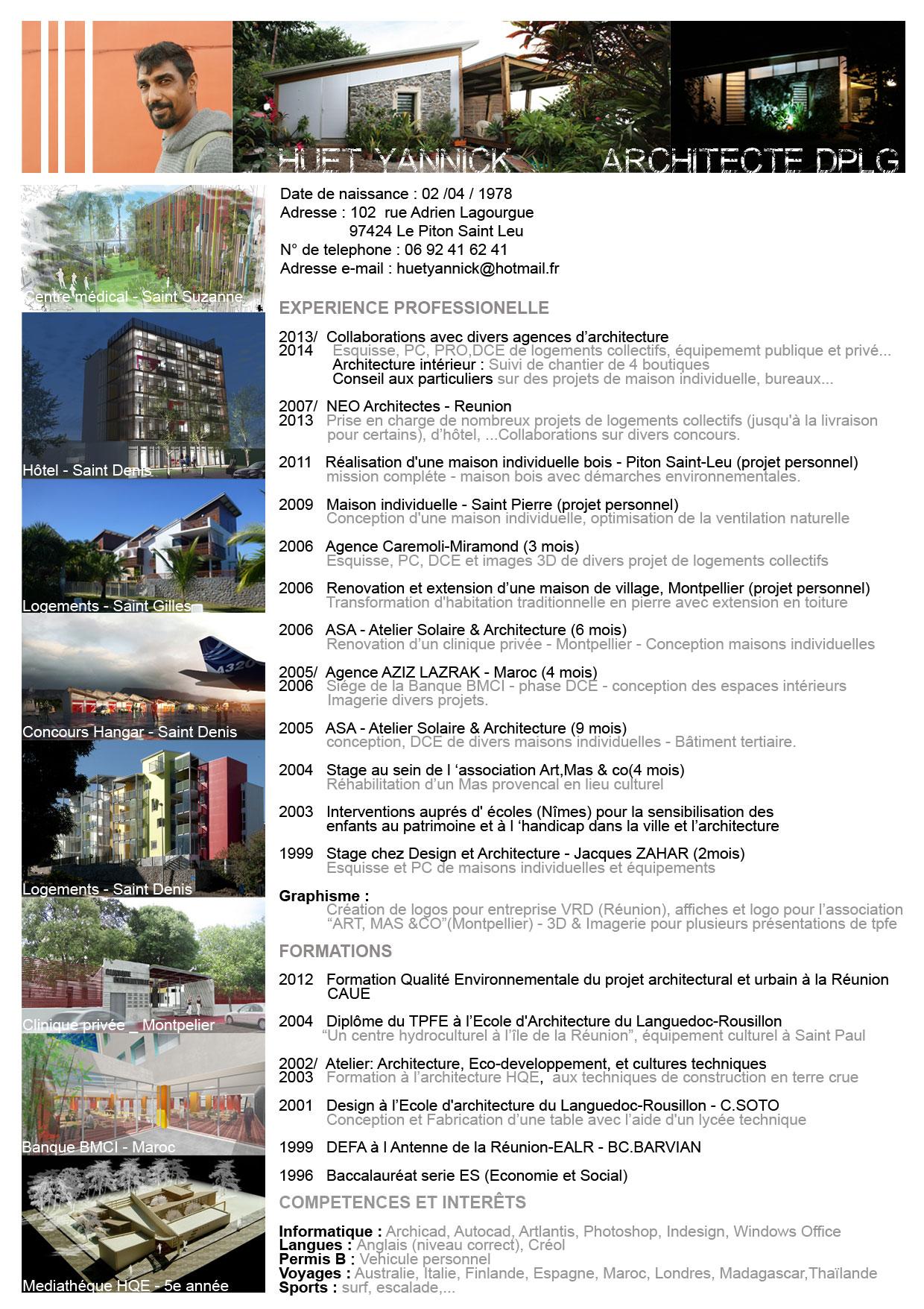 Architecte Dplg 10 Ans D Exp Rience Cherche Des Missions