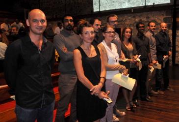 Les nouveaux inscrits au tableau de l'ordre des architectes de La Réunion en 2015