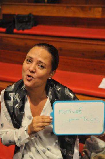Stéphanie Girardot