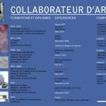 Cherche poste de collaborateur d'architecte