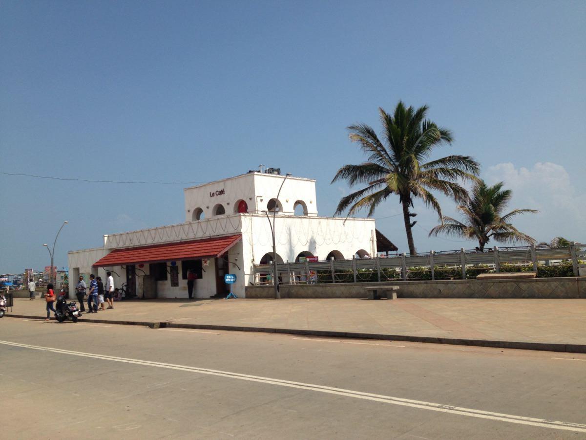 Pondich Ry Cherche Architectes Cousins