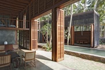 Le Studio Mumbai en Inde est une source d'inspiration pour Simon De Palmas.