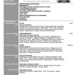 Recherche poste de chef de projet dans l'agencement d'espaces commerciaux, bâtiment second œuvre