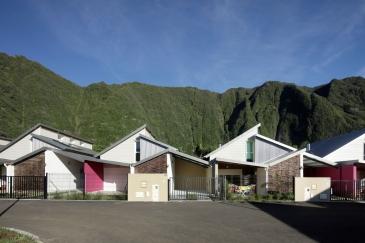 Villas Fougères  - Plaine des Palmistes - NEO-Architectes @ H. Douris