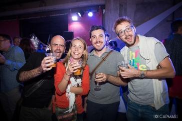 Arnaud HUALDE, Marie MAES, Sébastien LARVOL, Benjamin ARNAUD