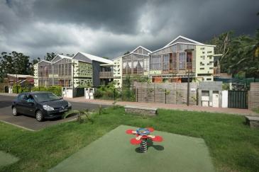Villa d'utilité durable - Saint-Paul - NEO-Architectes @ H. Douris