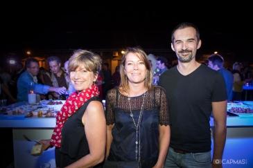 Corinne GRANGER, Laurence DESMERGERS, Cédric DELAHAY