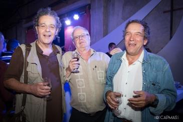 François PAYET, Jean-Pierre GUERLAIS, Jean-Claude HOUPIART-DUPRE