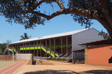 Collège de Doujani (Mayotte)