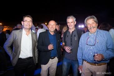 Jean-Michel FAYET (PRB), Pascal CUVELIER, Alain JAVELAUD, Jacques HOUAREAU