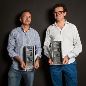 Laurent Alavoine et Vincent Sarrauste de Menthière - Néo Architectes @ L. Capmas