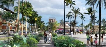 Le projet d'Ecocité de Cambaie, sur lequel Rodolphe Cousin est engagé aux côté de l'architecte urbaniste Yves Lion.