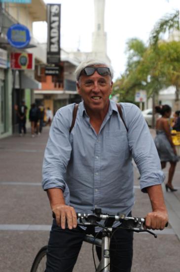"""Rodolphe Cousin : """"L'urbaniste ferme, ouvre, articule et aménage le vide à l'échelle de la ville."""""""