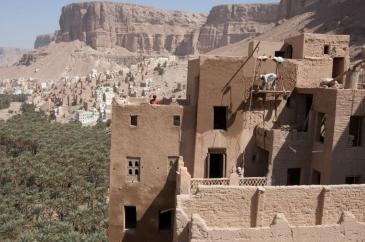 Rénovation d'une ville et de mosquées au Yémen Salma Samar Damluji Hadramaout, Yémen 2006-2014 © Salma Damluji