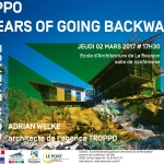 Conférence Troppo, 35 years of going backwards