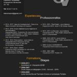 Recherche d'emploi en infographie