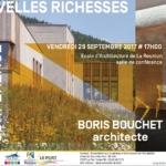 Conférence « Nouvelles Richesses »